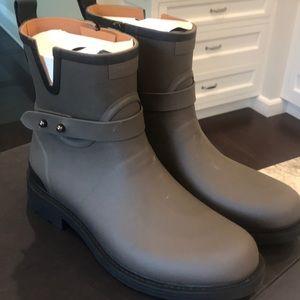 New in box Rag & Bone Moto rain boots